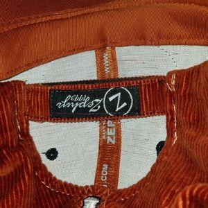 Texas Longhorns corduroy Velcro cap great cap